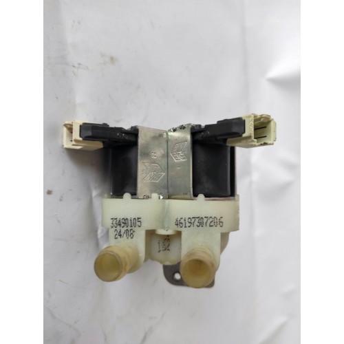 Клапан модел 33490105 за пералня Whirlpool, Ignis 461973072061