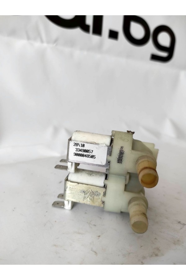 Клапан модел 33490057-606001 за пералня Bosch