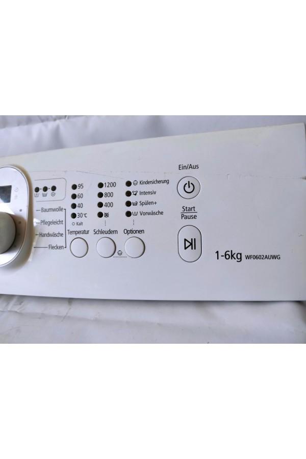 Панел за пералня SAMSUNG WF0602AUWG