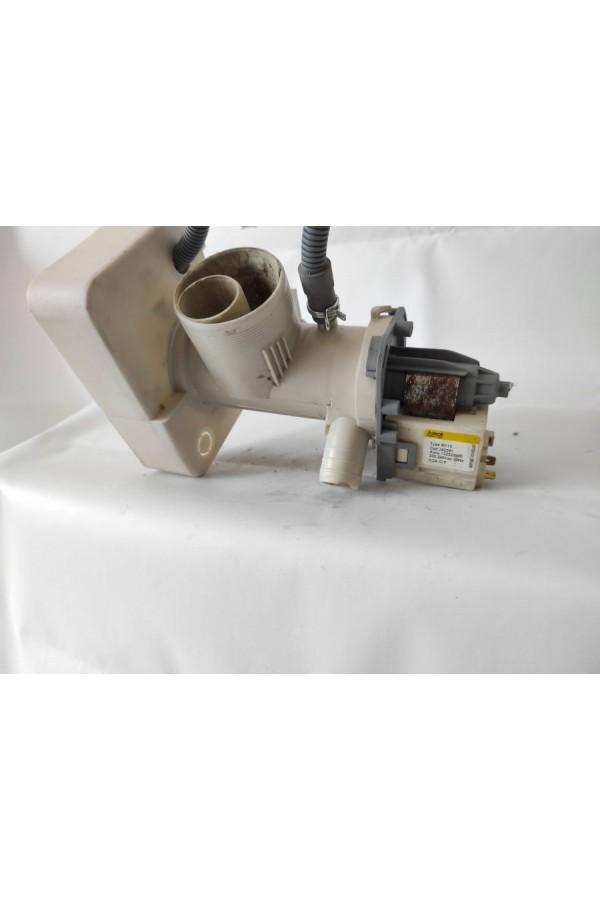 Помпа за пералня AEG LVMT3080, Electrolux-L64560, Zanussi ZWF386. Модел на помпата Askoll M113
