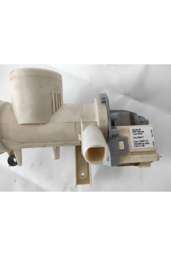 Помпа за пералня AEG L98690FL. Модел на помпата Askoll M239