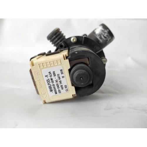 Помпа за пералня Whirlpool. Модел на помпата Hanyu B25-6