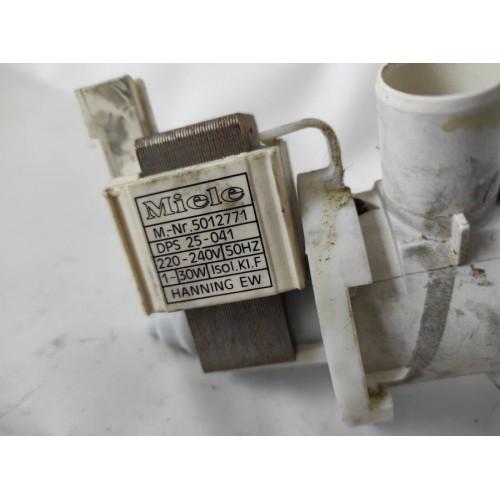 Помпа за пералня Miele. Модел на помпата 5012771