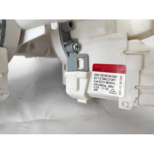 Помпа за пералня. Модел на помпата Askoll S3032