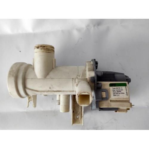 Помпа за пералня AEG Lavamat Turbo. Модел на помпата Askoll 290793