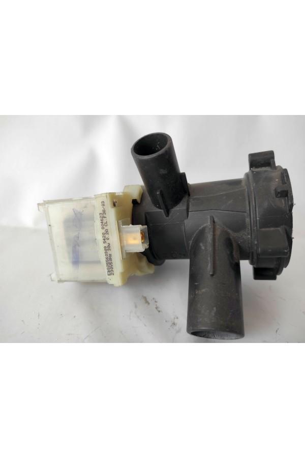 Помпа за пералня Bosch. Модел на помпата EBS-255-0809