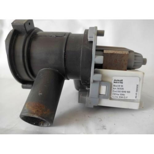 Помпа за пералня AEG,Siemens,Bosch. Модел на помпата Askoll M50 292075