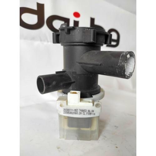 Помпа за пералня Bosch, Balay, Constructa, Siemens. Модел на помпата Kebs-111-052