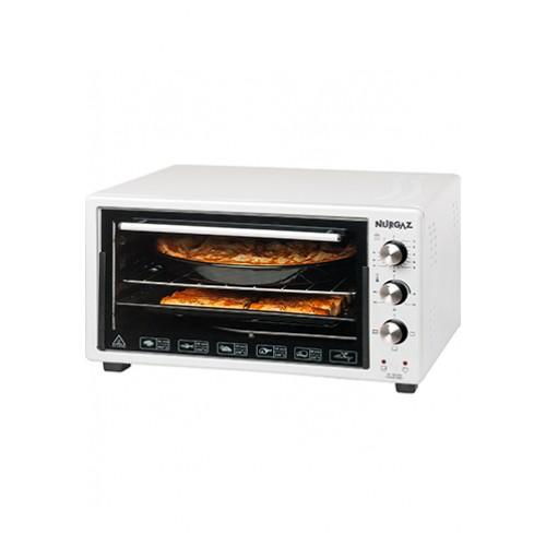 Нова Готварска печка без котлони NURGAZ NG 7510