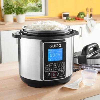 Втора употреба Мултикукър за готвене Quigg