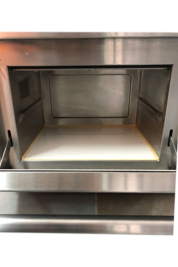 Втора Употреба Професионална Микровълнова фурна Panasonic 1630 Gourmet