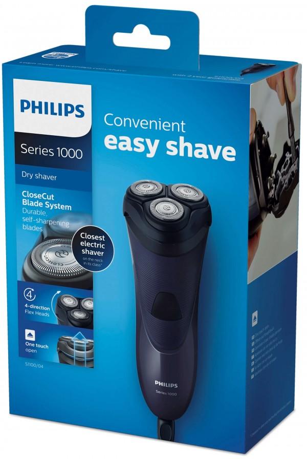 Нова Самобръсначка PHILIPS Shaver S1000