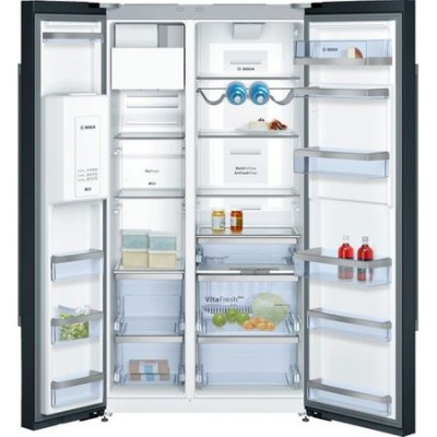 Нов Хладилник Side by Side BOSCH MultiBox KAD92SB30
