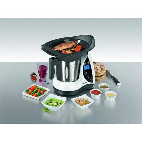 Втора Употреба Gourmetmaxx Thermo Multicooker 9in1 с функция за готвене и месене
