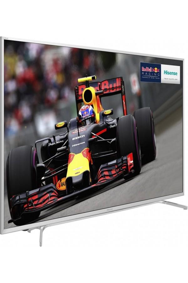 """Нов Телевизор Hisense H55M7000 55 """"  Ultra HD, HDR, троен тунер, Smart TV"""